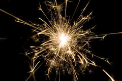 Holiday Sparks Royalty Free Stock Image