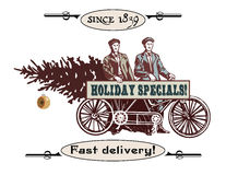 Holiday Specials Stock Image