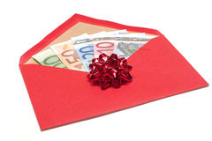 Holiday spending Royalty Free Stock Photography