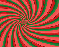 Holiday Spiral Royalty Free Stock Photos