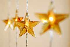 Holiday star Royalty Free Stock Photo