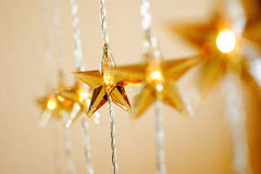 Holiday star Stock Photos