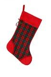 Holiday Stocking Stock Image