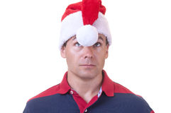 Holiday stress Stock Photos