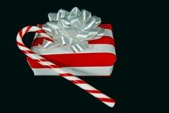 Holiday Stripes Royalty Free Stock Photo