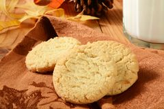 Holiday sugar cookies Stock Image