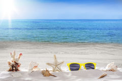 Holiday summer, beach Royalty Free Stock Image