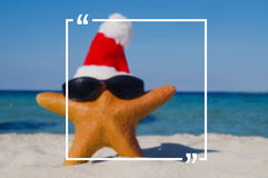 Holiday Summer Vacation Frame Pattern Concept Stock Photography