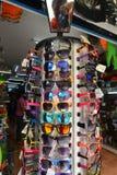 Holiday sunglasses Stock Photos