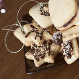Holiday Sweets and Treats Stock Images