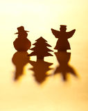 Holiday symbols Royalty Free Stock Images