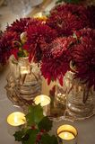 Holiday Table Decoration Stock Images
