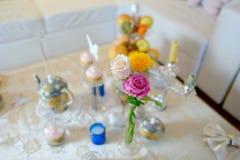 Holiday tea party Royalty Free Stock Photo