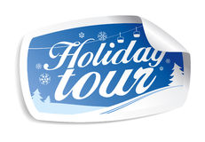 Holiday tour. Stock Images