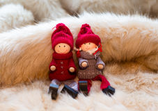 Holiday toys Stock Photography