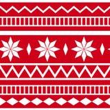 Holiday traditional ethnic geometric seamless pattern. Vector illustration stock illustration
