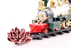 Holiday Train Royalty Free Stock Photography