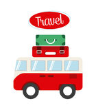 Holiday travel Royalty Free Stock Photo