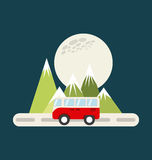Holiday travel Royalty Free Stock Images