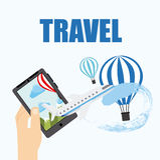 Holiday travel Royalty Free Stock Photos