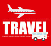 Holiday travel Stock Images