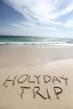Holiday trip Stock Photography