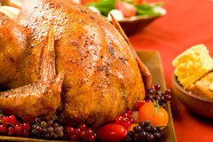 Holiday Turkey Royalty Free Stock Photo