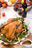 Holiday turkey Royalty Free Stock Photo