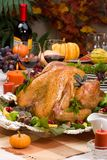 Holiday turkey Royalty Free Stock Photography