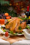 Holiday turkey Stock Image