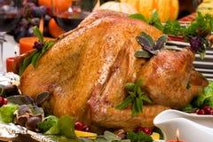 Holiday turkey Royalty Free Stock Photography