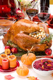 Holiday turkey Royalty Free Stock Images