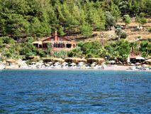 Holiday in Turkey. Sea , Nature Royalty Free Stock Image