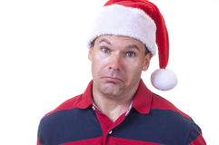 Holiday uncertainty Stock Image