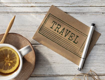Holiday Vacation Travelling Destination Tourism Concept Stock Images