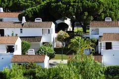 Holiday villa Stock Photos