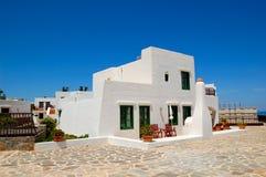 Holiday villa at the luxury hotel Stock Photos