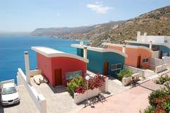 Holiday villas Stock Image