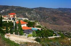 Holiday villas Stock Photo