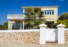 Holiday villas Stock Photography