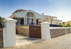 Holiday villas Royalty Free Stock Photos