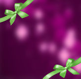 Holiday violet background Stock Images