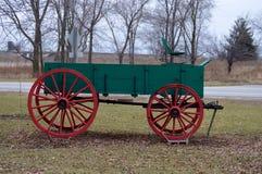 Holiday Wagon Royalty Free Stock Images