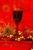 Holiday Wine Stock Photography
