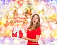 Holiday woman Royalty Free Stock Photo
