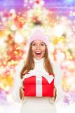 Holiday woman Royalty Free Stock Images