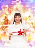 Holiday woman Royalty Free Stock Photos