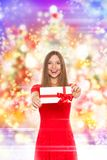 Holiday woman Stock Photo