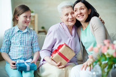 Holiday of women Royalty Free Stock Photos