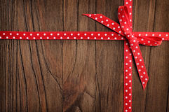Holiday wooden background Stock Photography